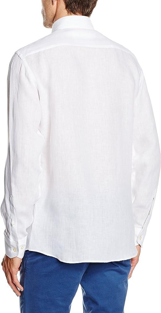 Mirto Capri Camisa, Blanco, 2 para Hombre: Amazon.es: Ropa y accesorios
