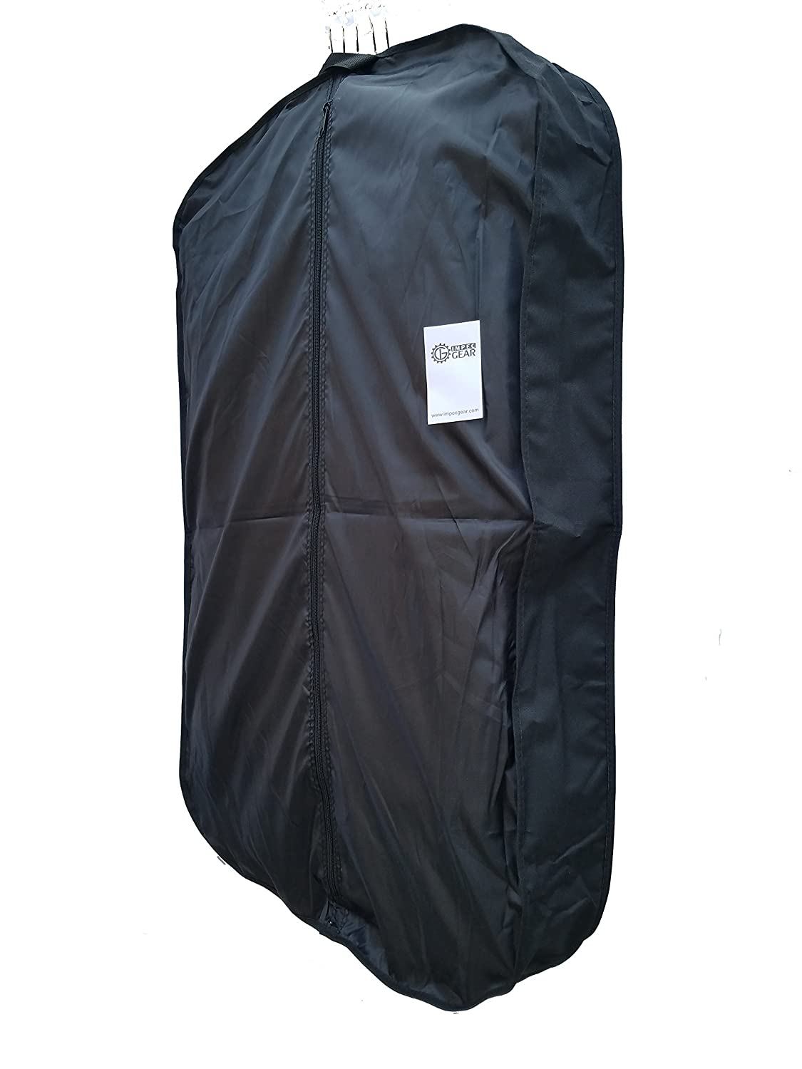 39 Business Garment Bag Cover Suits /& Dresses Clothing Foldable w Pockets