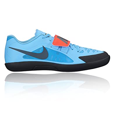 new style dc2ae 1d945 Nike Zoom Rival SD 2 Chaussures de Running Compétition Mixte Adulte, Bleu  (Football Blue