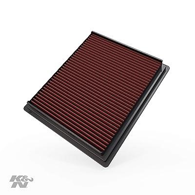 K&N Engine Air Filter: High Performance, Premium, Washable, Replacement Filter: 1997-2011 Ford/Mercury/Mazda (Ranger, Explorer, Mountaineer, B2300, B3000, B4000), 33-2106-1: Automotive