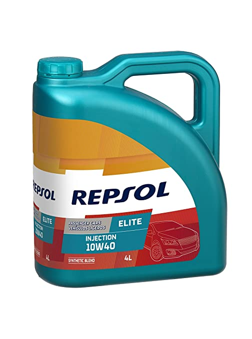 REPSOL ELITE INJECTION 10W40