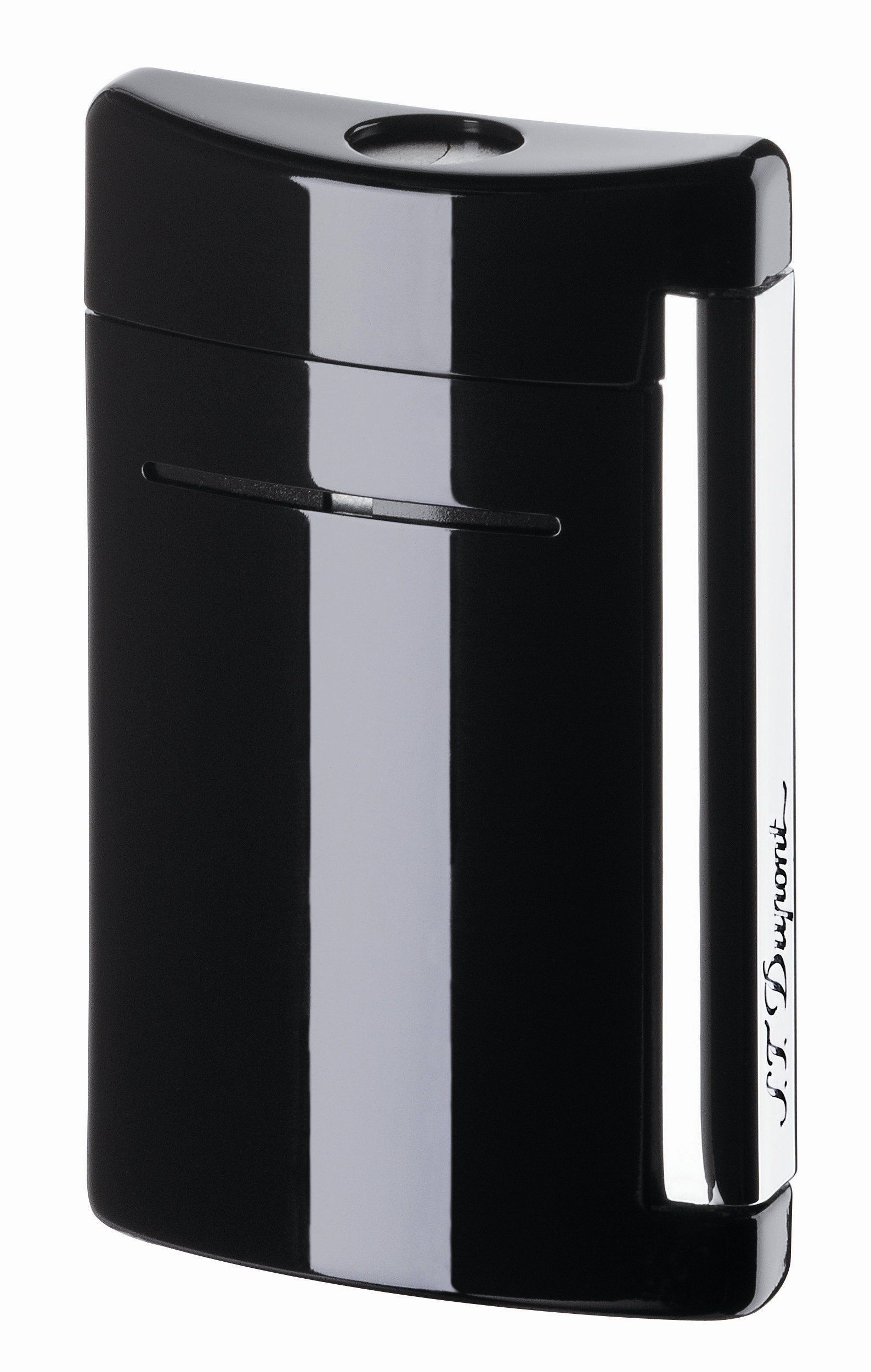 ST Dupont MiniJet Black As Night Torch Flame Lighter by S.T. Dupont (Image #1)