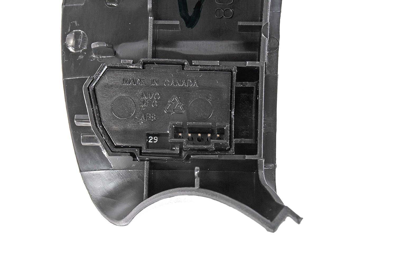 ACDelco 10354246 GM Original Equipment Black Cruise Control Switch