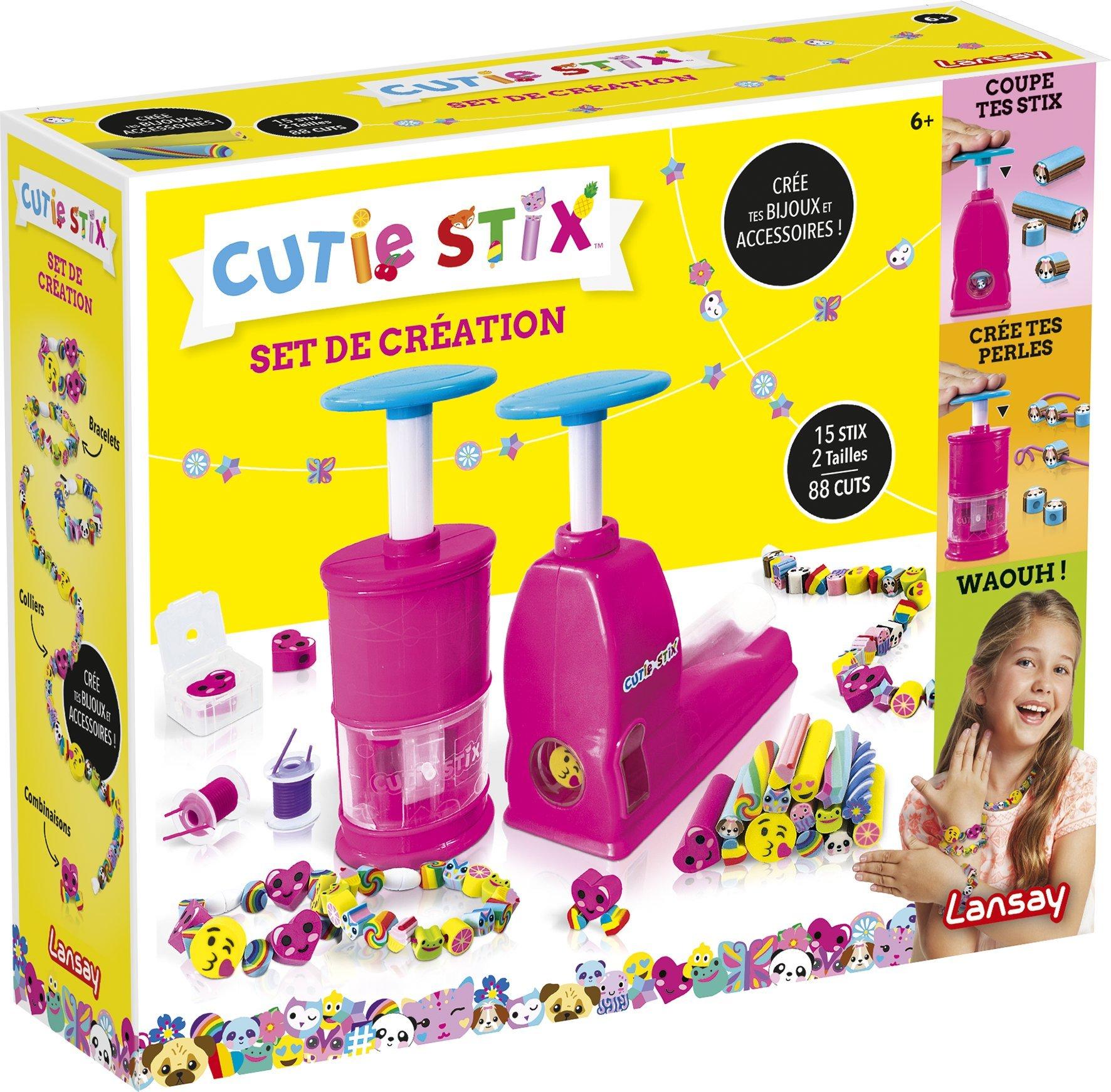 Lansay - 33131 - Cutie Stix Set de Création product image