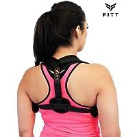 FITT Corrector de Postura- Alinea Su Columna Vertebral-Cifosis-Alivio de Dolor de Espalda-Aumente Confianza-Soporte en La Espalda- para Hombre Y Mujer