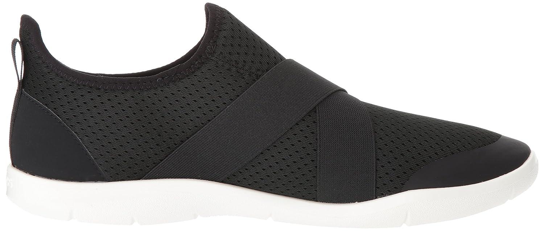 Crocs Damen Damen Crocs Swiftwater X-Strap Pantoletten, schwarz, Schwarz (schwarz / Weiß 066b) 466656