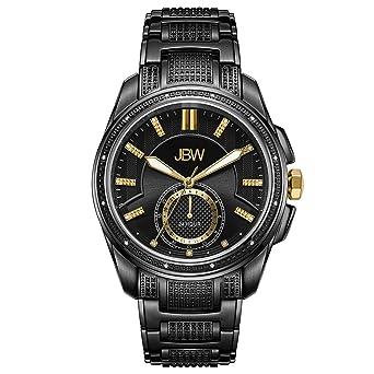 Amazon.com: JBW - Reloj de pulsera para hombre de lujo con ...