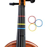 3 Mini Color Violin Fingering Tape for Fretboard Note Positions