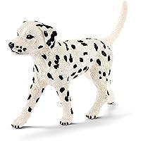 Schleich Dalmatian, Male, White/Black