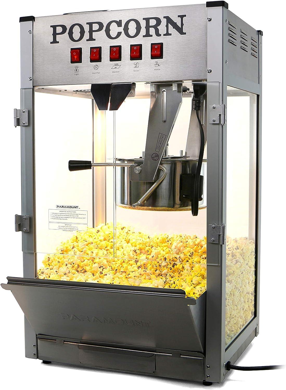Commercial Grade Popcorn Machines