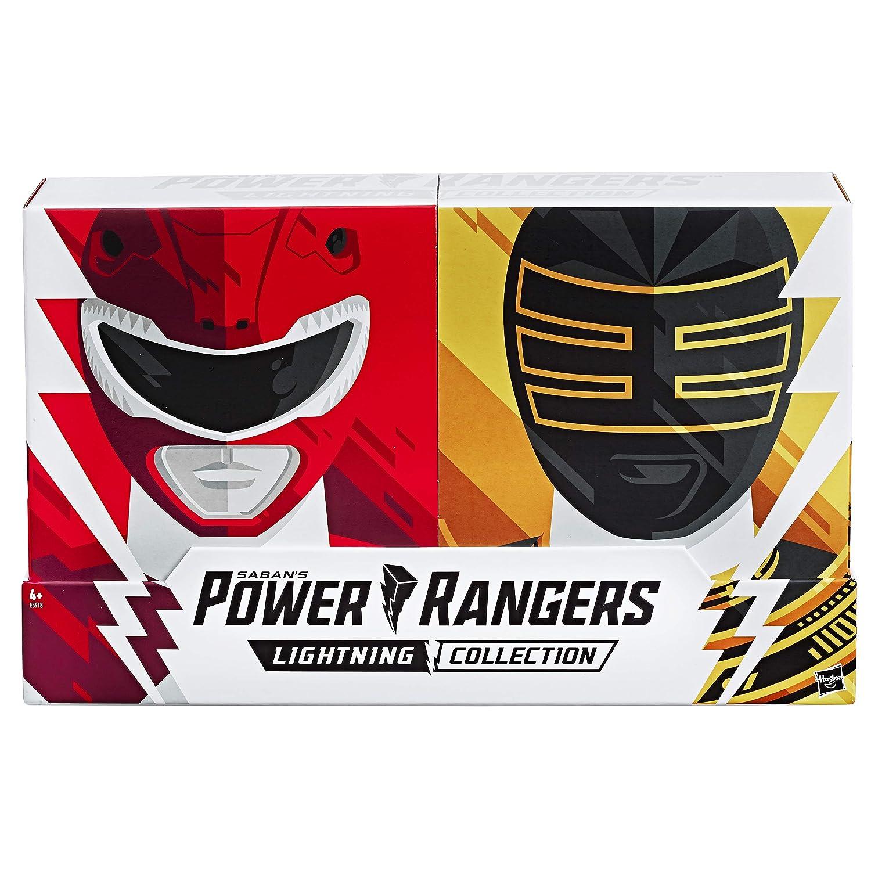 Power Rangers Multicolor Hasbro E5918EU4 Pet con 2 Pack