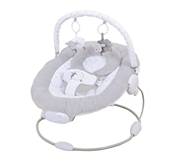 f8bc9bc5d Silver Cloud Counting Sheep Bouncer  Amazon.co.uk  Baby