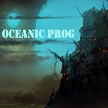 Oceanic Prog Deluxe (Progressive Metal/Rock/Djent Album and Coloring) Side 1