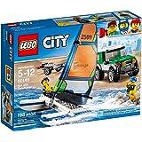 LEGO City 60149 - Great Vehicles Pick Up 4 x 4 con Catamarano