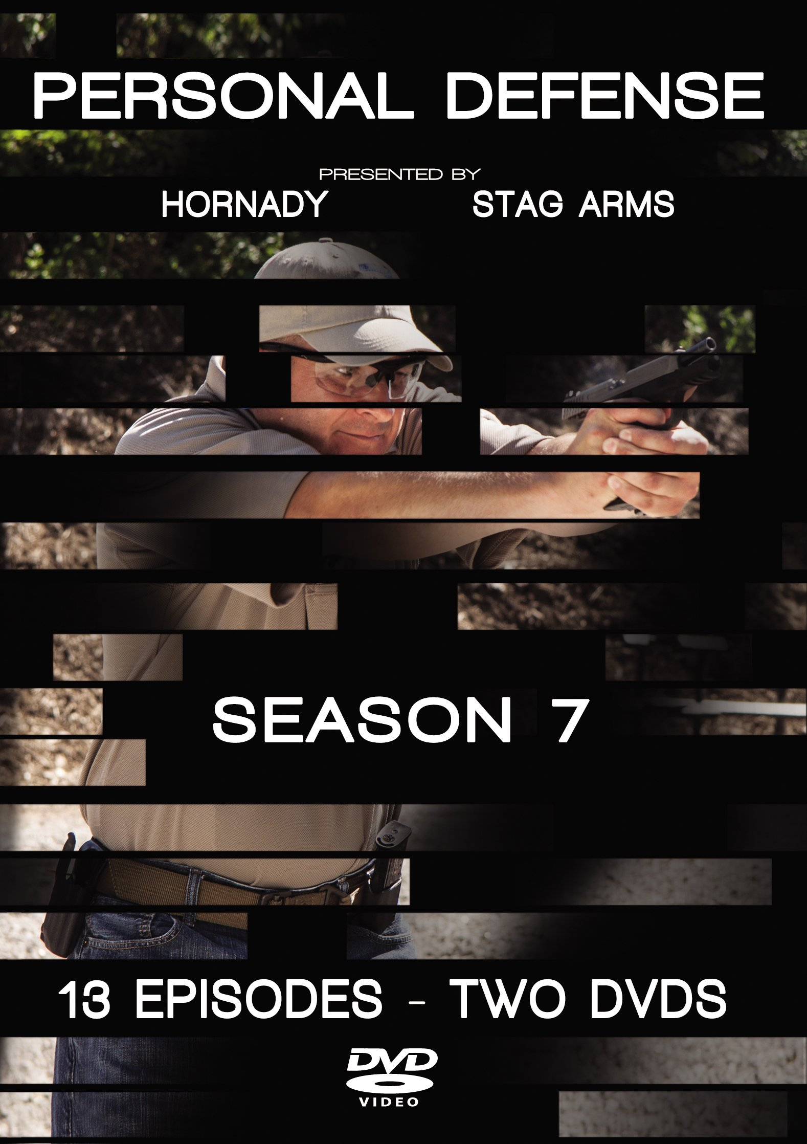 Personal Defense TV Season 7 (2012) 2 DVD Set