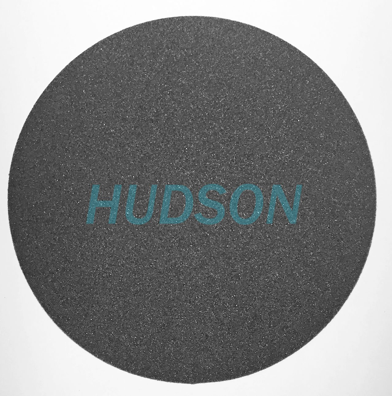 Metallurgical Paper PSA Back 1200 Grit Abrasive Discs 100 Pack C-Weight Paper HUDSON 8 inch SiC Wet//Dry