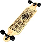 Atom Drop Through Longboard - 40 Inch