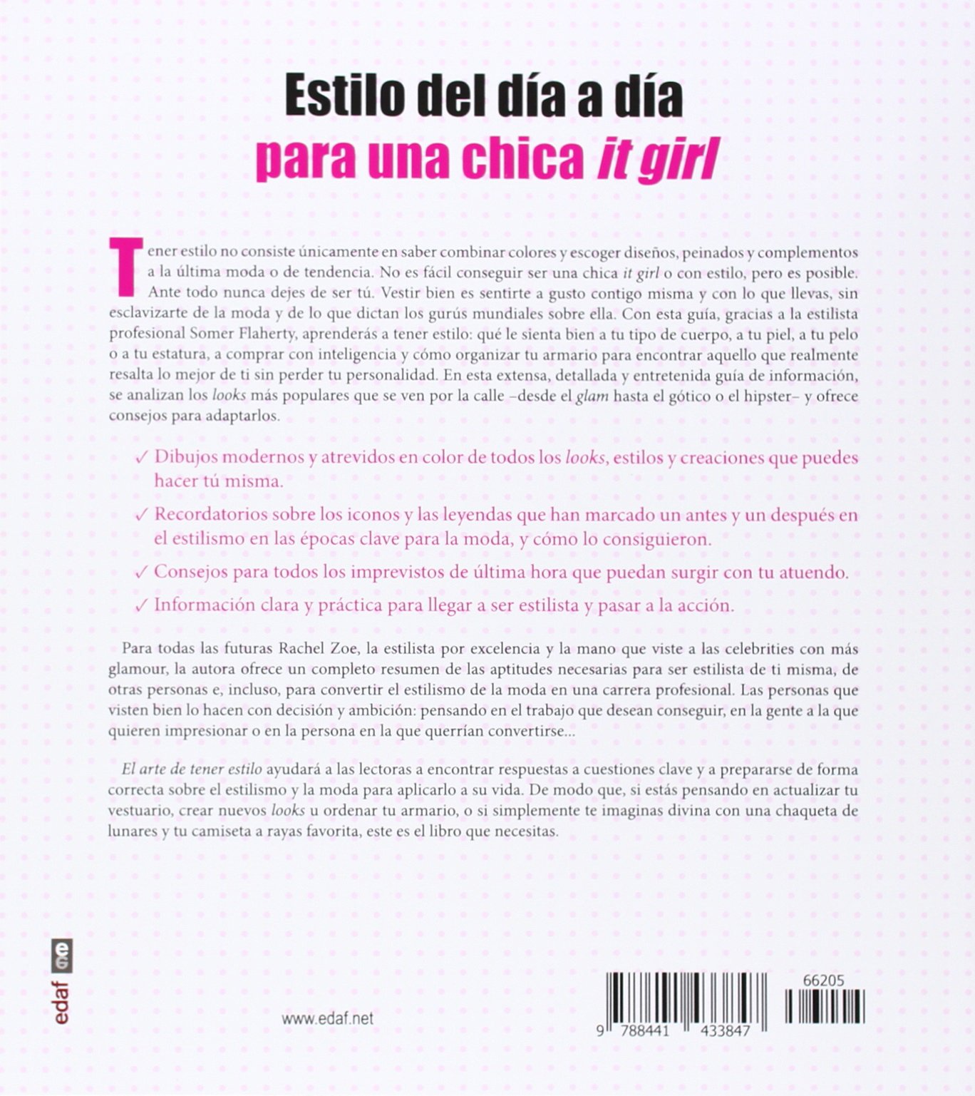 Amazon.com: El arte de tener estilo (Spanish Edition) (9788441433847): Somer Flaherty: Books