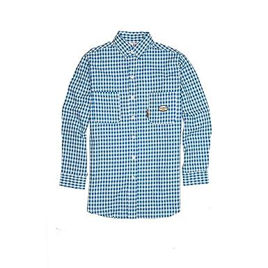 3691fb16e5 Rasco FR Plaid Shirt at Amazon Men s Clothing store
