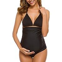 EastElegant Maternity Bikini Bottom Tankini Shorts Pregancy Swim Bottom Bathing Suits Bottoms Only