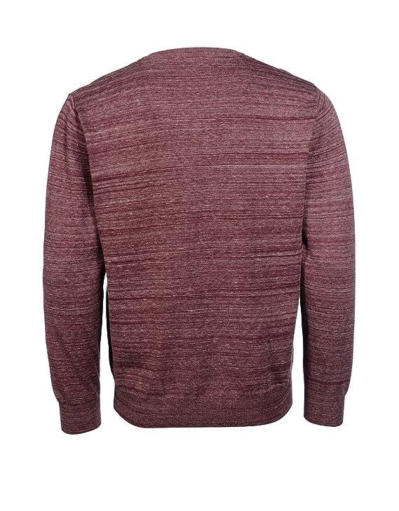 Bexleys Herren Pullover, Strick, aus 100 % Baumwolle, V