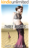 THREE WISHES (Transformation, Feminization, First Time)