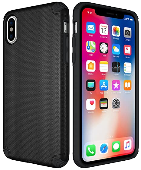 00c2430177a iPhone Xs iPhone X Case CellEver Guard Pro Protective Shock-Absorbing  Scratch-Resistant