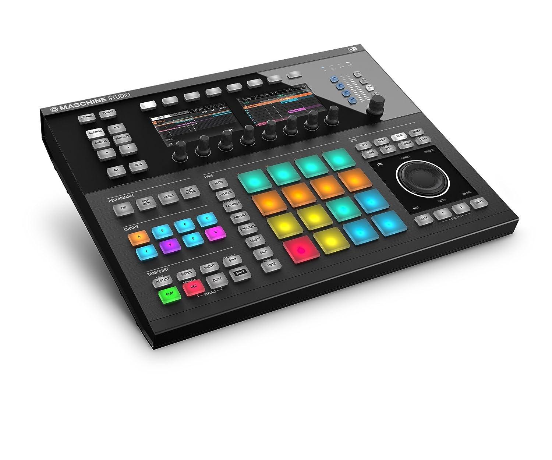 RA Reviews: Native Instruments - Machine Studio / Maschine 2.0 (Tech)