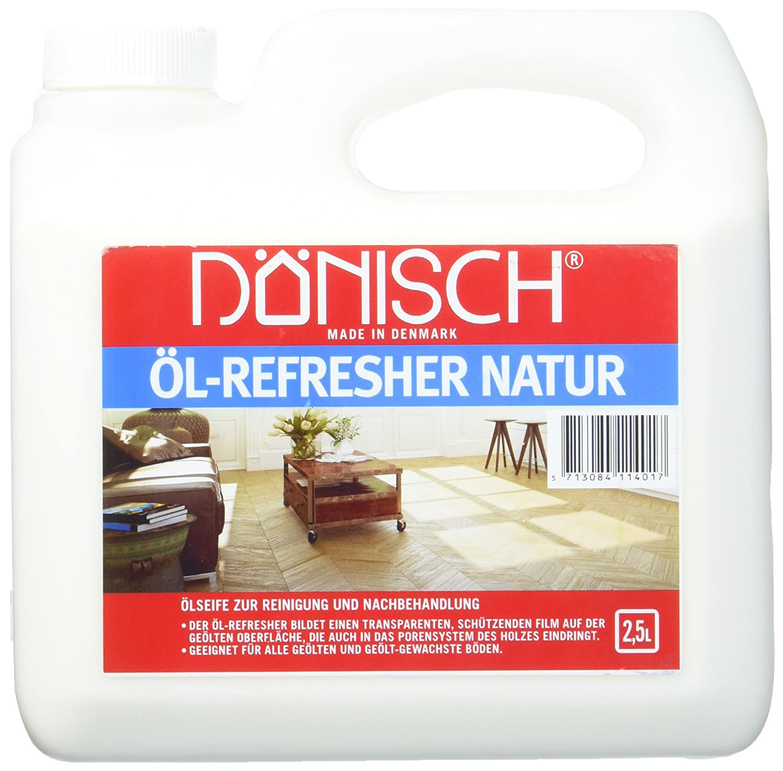 nowocoat 279817025 Dané s Aceite protector para suelos de madera ((ö lseife), color natural