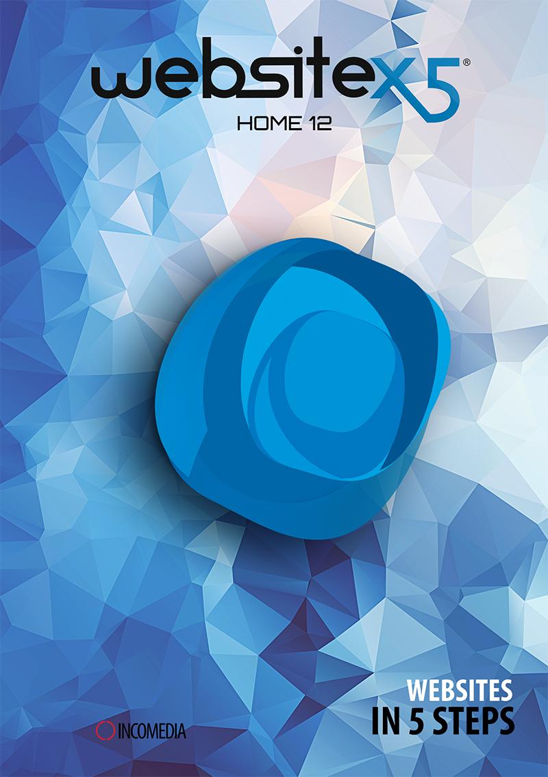 WebSite X5 Home 12 [Download]