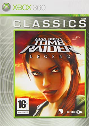Tomb Raider Legend -Classics-: Amazon.es: Videojuegos