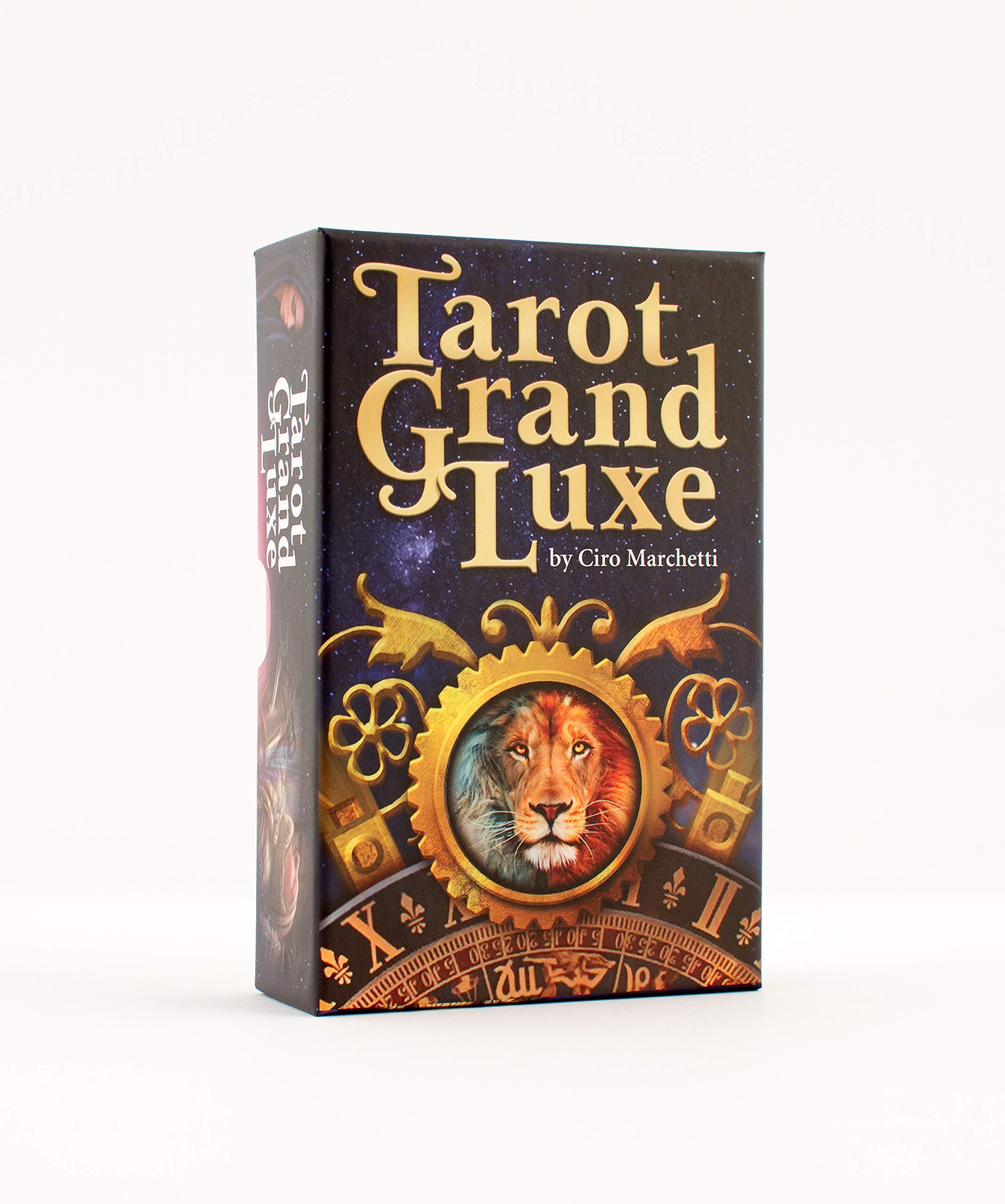 Tarot Grand Luxe: Marchetti, Ciro: 9781572819740: Amazon.com: Books