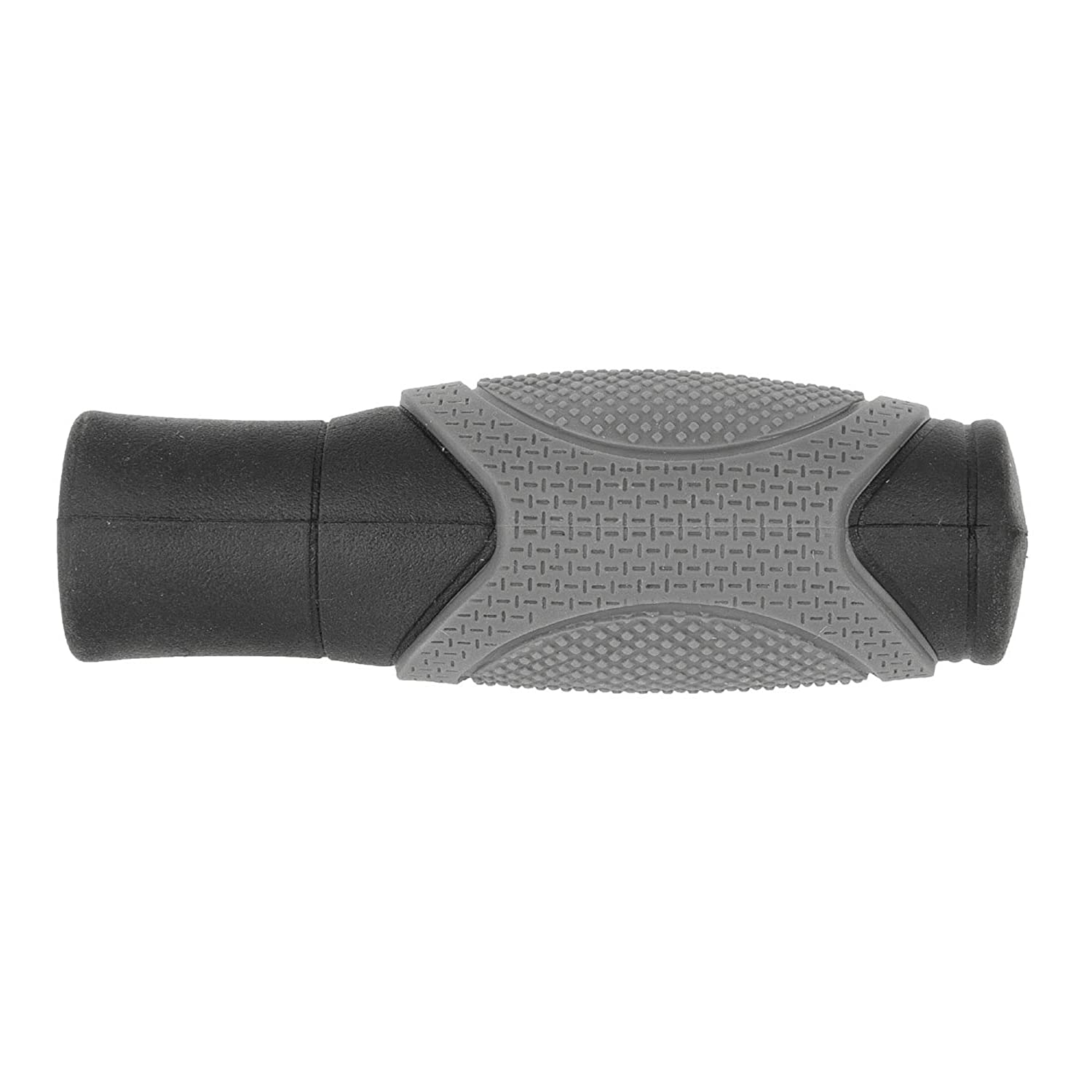 M-Wave Fat Boy 125 Grips Black//Grey Cycle Force Group 410229