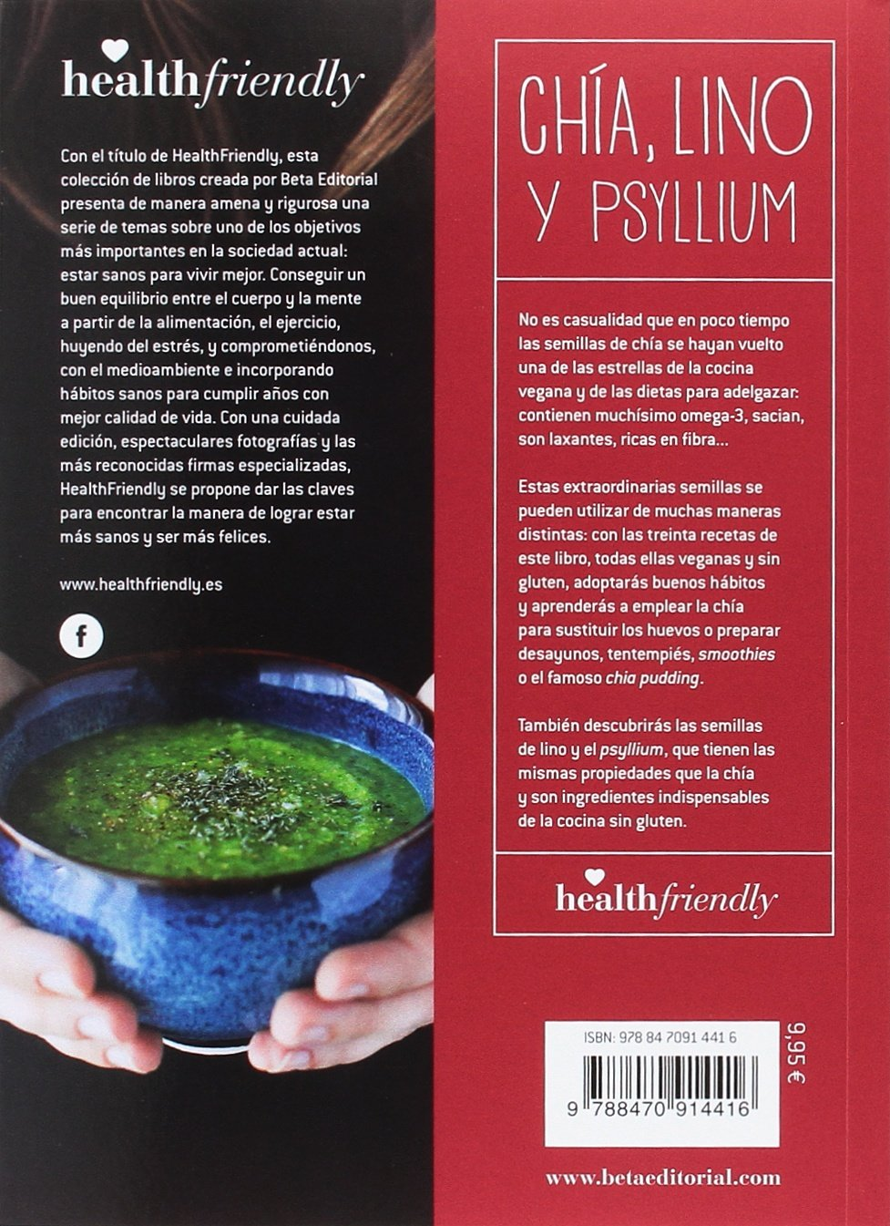 CHIA, LINO Y PSYLLIUM- LAS SUPER SEMILLAS: 9788470914416: Amazon.com: Books