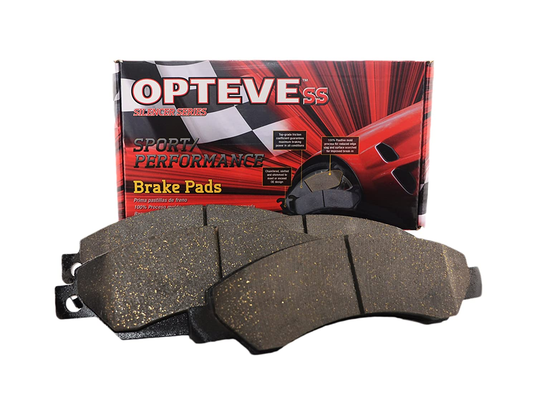 Opteve Brakes CDX1288 Ceramic Brake Pads
