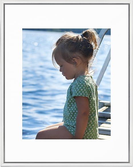 Nielsen Bainbridge WPG1396s 11x14 Silver Wedding Frame//Artcare System