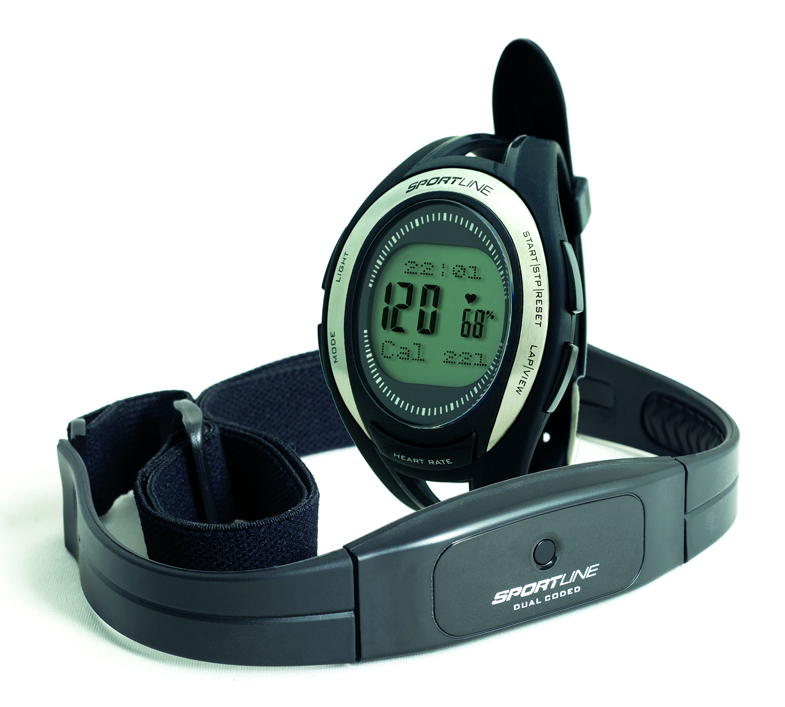Elite Cardio Connect Heart Rate GPS Model SB1089BK