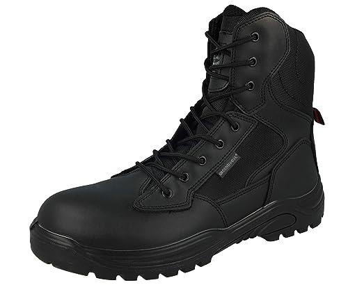 Groundwork - Calzado de protección para hombre negro negro, color negro, Talla 41: Amazon.es: Zapatos y complementos