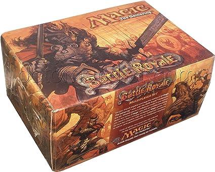 amazon com mtg battle royale multiplayer box set magic the