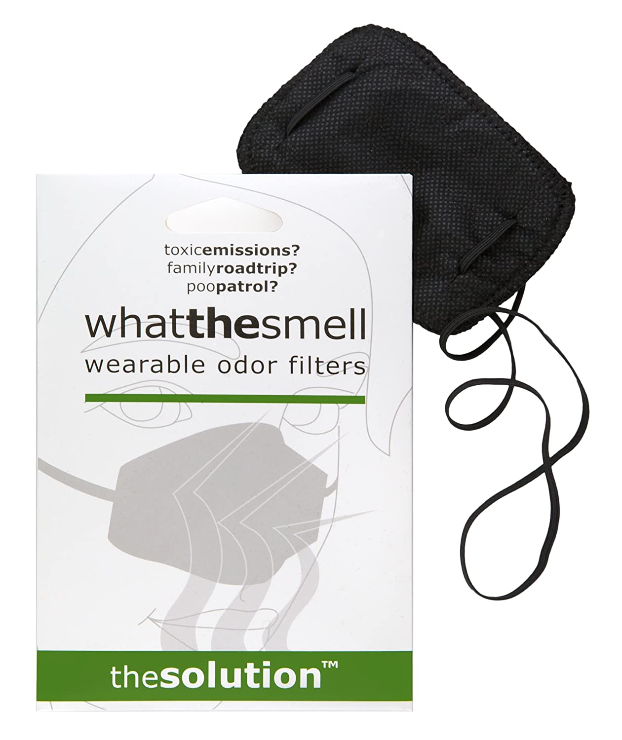 Subtle Butt: Reusable Gas Neutralizers April Fools 5 Activated Carbon Fart Pads - Great Gag Gift