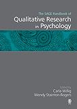The SAGE Handbook of Qualitative Research in Psychology (Sage Handbooks)