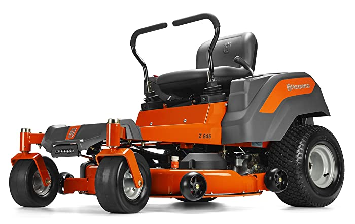 Husqvarna 967323903 V-Twin 724 cc Zero Turn Mower, 46""