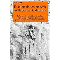 El salón de los artistas exiliados en California: