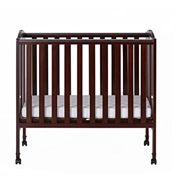 rental the mini crib item c la products folding baby cribs portable wood pocket commercial cs foldable
