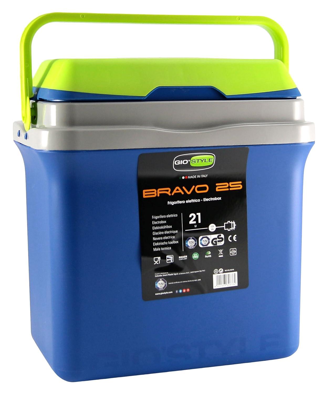 Giostyle Bravo Nevera eléctrica, Azul: Amazon.es: Hogar