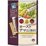 日本製粉 ローストアマニ 粉末 5g×15本
