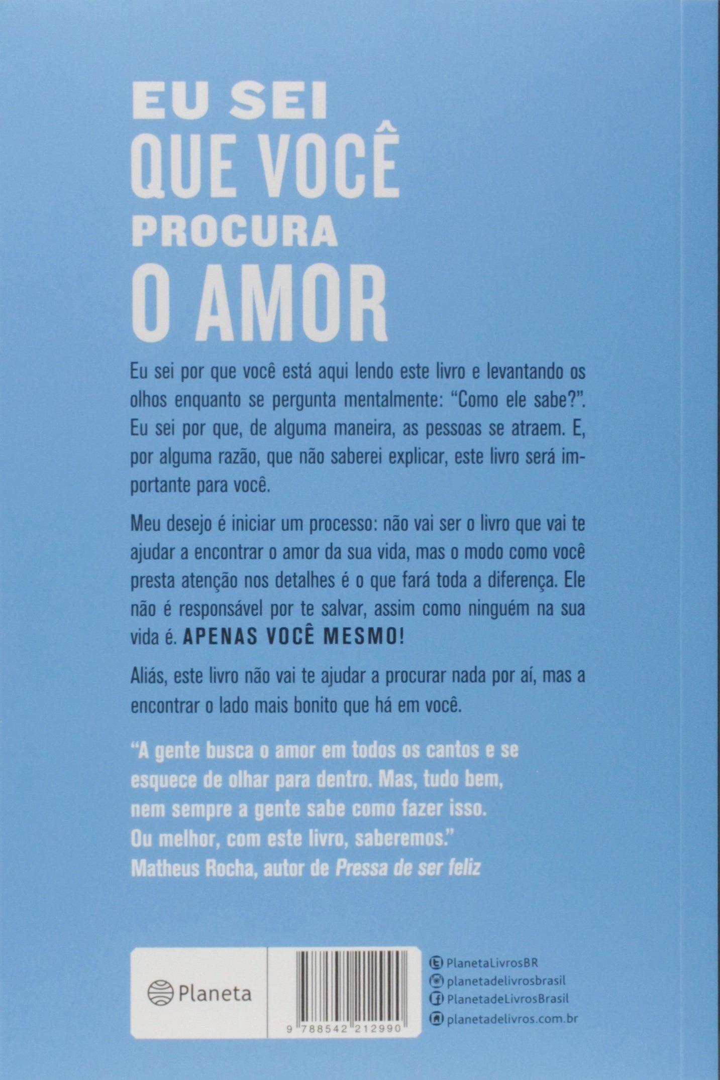 Seja O Amor Da Sua Vida 9788542212990 Livros Na Amazon Brasil