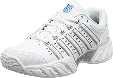 K Swiss Bigshot Light LTR Leather Womens Ladies Tennis Shoes Trainers Size 5-8