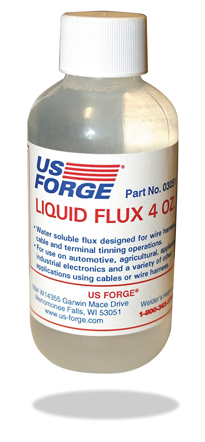 US Forge 03051 4 Ounce Liquid Flux