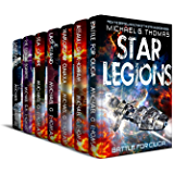 Star Legions: The Ten Thousand Complete Series Box Set (Books 1 - 7)